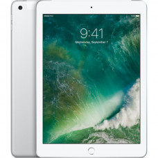 Apple iPad 128GB Wi-Fi + Cellular stříbrný (2017)