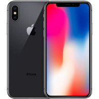 Apple iPhone X 256GB vesmírně šedý