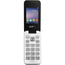ALCATEL  2051D bílý