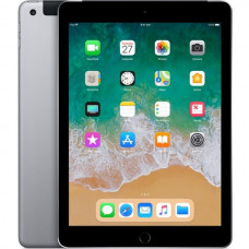 Apple iPad 128GB Wi-Fi + Cellular vesmírně šedý (2018)