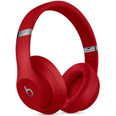 Beats Studio3 Wireless červená