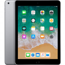 Apple iPad 128GB Wi-Fi vesmírně šedý (2018)